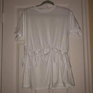 ASOS Knotted T-shirt
